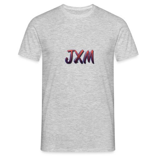 JXM Logo - Men's T-Shirt