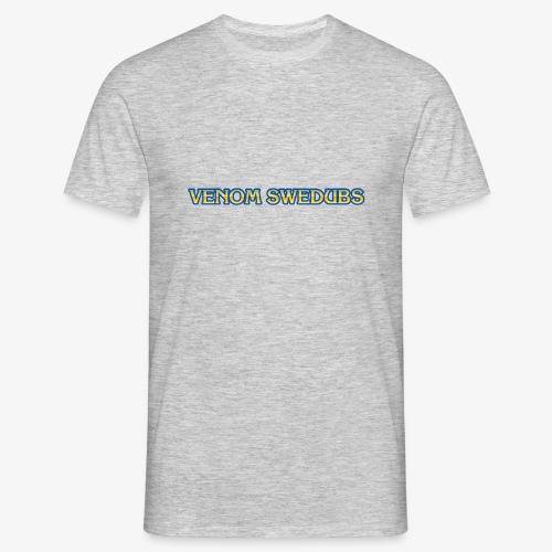 VenomSwedubs - Logga Capcom - T-shirt herr