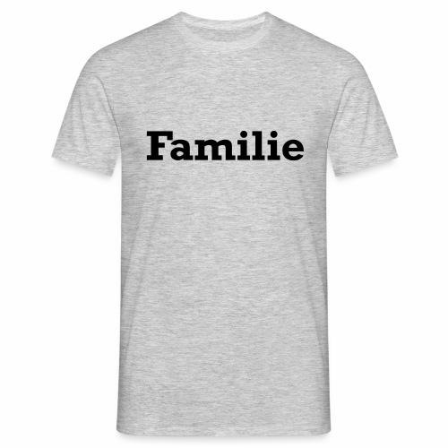 Familie - Männer T-Shirt