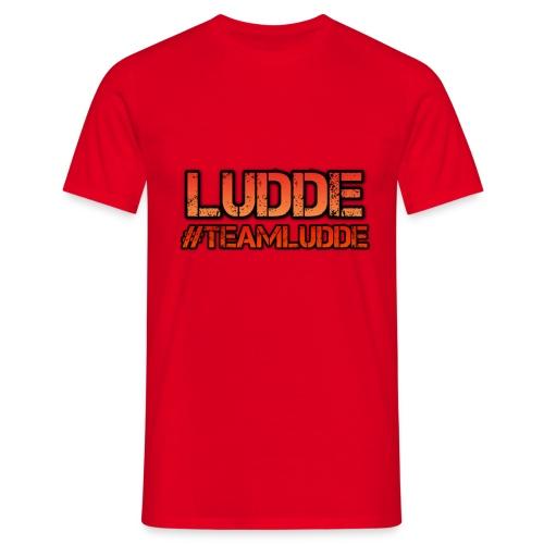 TEAMLUDDE MOTIV - T-shirt herr
