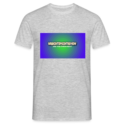 Habichtspechtreview Merch - Männer T-Shirt