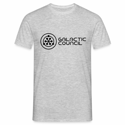 Official Galactic Council branded merchandise - Men's T-Shirt