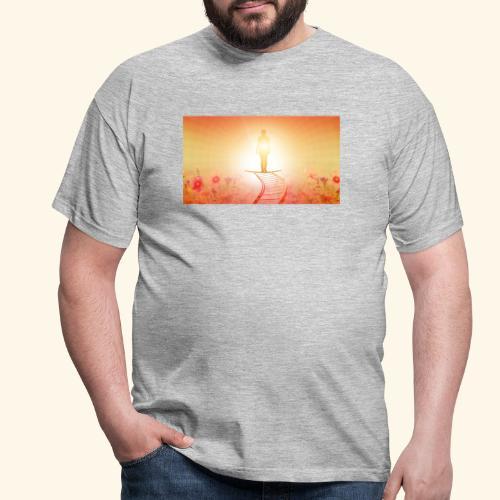 Jenseits aller Grenzen - Männer T-Shirt