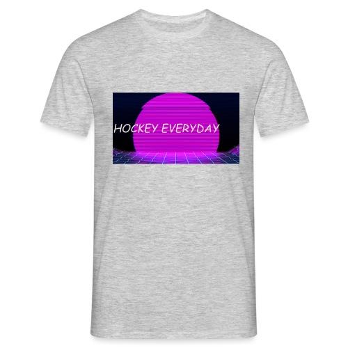 Hockey everyday - T-shirt herr