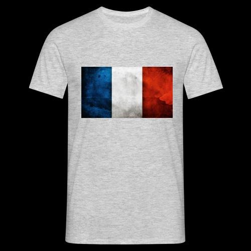 DRAPEAU BLEU BLANC ROUGE - T-shirt Homme