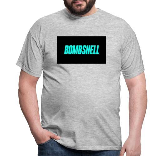 Bombshell - Herre-T-shirt