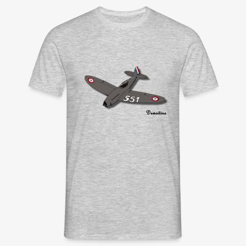 D551 - T-shirt Homme