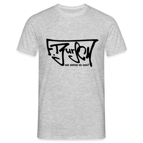 fb logo lenny edition - Männer T-Shirt