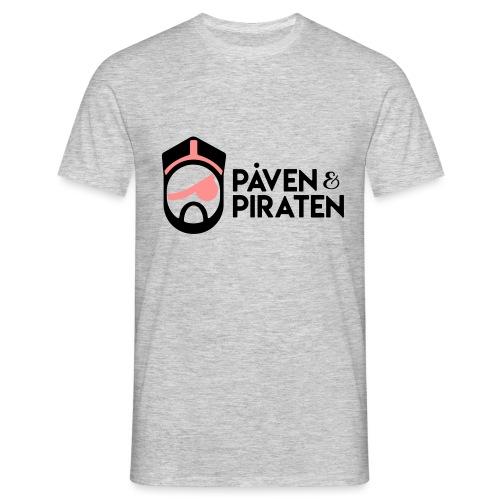 påven piraten - T-shirt herr