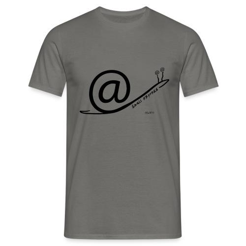 Snail Express - Maglietta da uomo