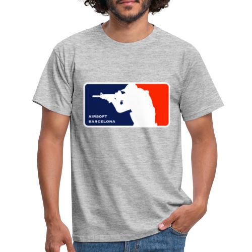 AIRSOFT BARCELONA - Camiseta hombre