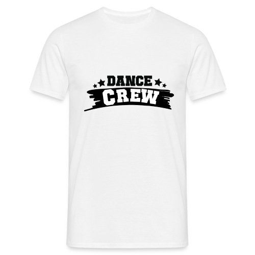 Tshit_Dance_Crew by Lattapon - Herre-T-shirt
