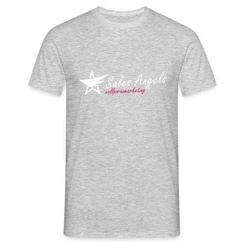 Sales Angels - Männer T-Shirt