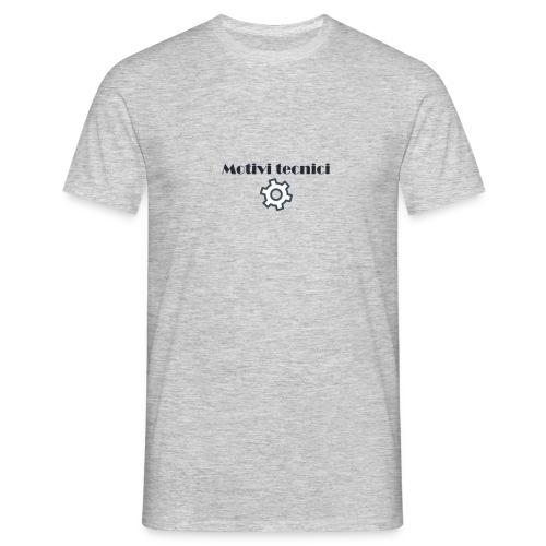 Gear - Maglietta da uomo