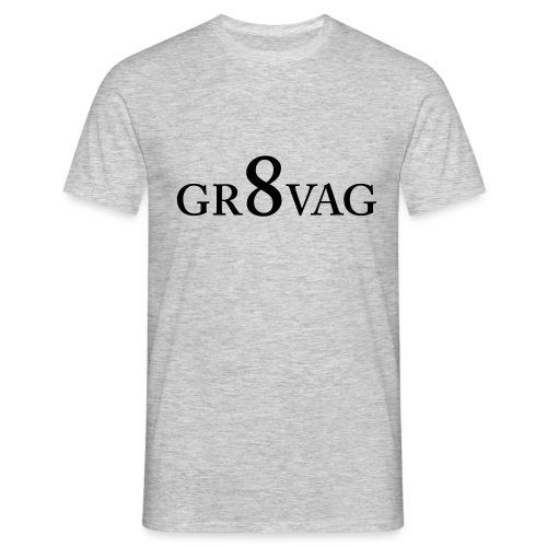 GR8VAG - Miesten t-paita
