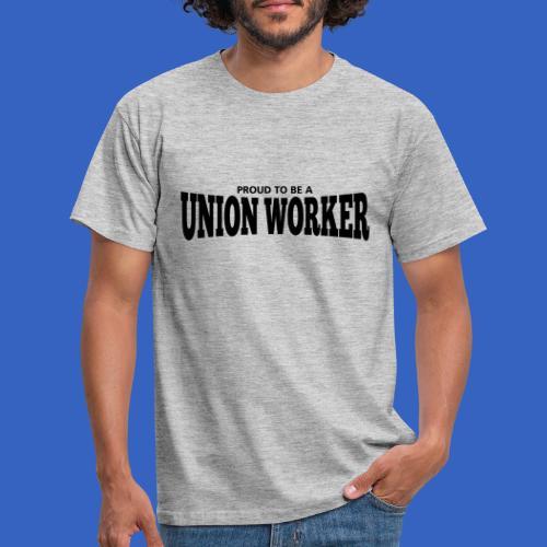 Union Worker - Männer T-Shirt