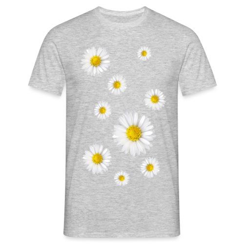 Gänseblumen, Gänseblümchen - Männer T-Shirt