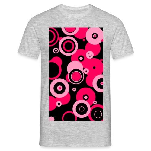 Dream in pink - Männer T-Shirt