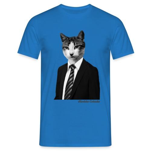 catsuit - Männer T-Shirt