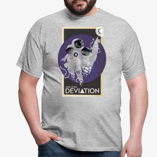 TCM Deviation - Men's T-Shirt