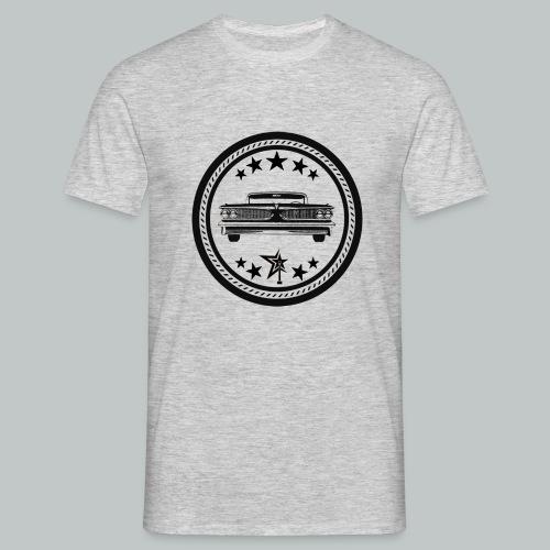 Pontiac Negro - Men's T-Shirt