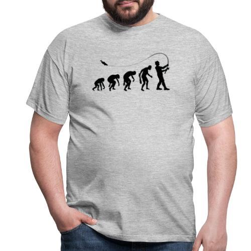 Evolution of fischers - Männer T-Shirt