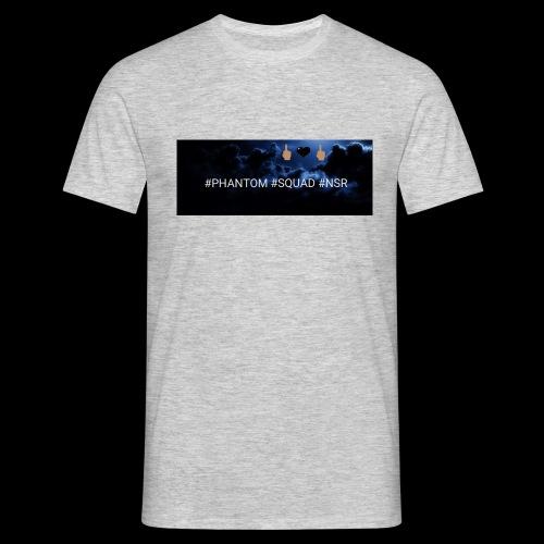 #PHANTOM #SQUAD #NSR Shirt - Männer T-Shirt