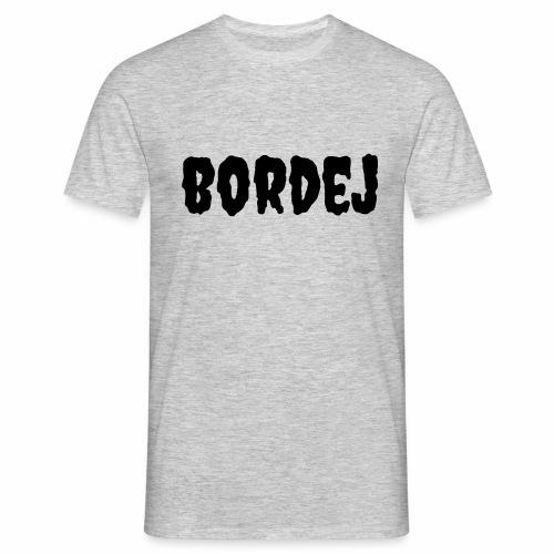 bordej balck - Maglietta da uomo