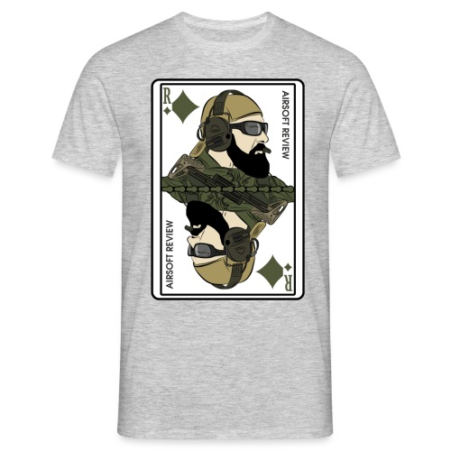 CARTE AIRSOFT REVIEW RCARREAU - T-shirt Homme