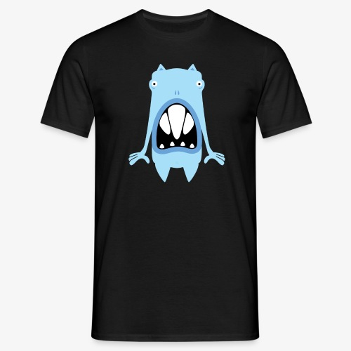 'Oasi' monster 01 - Mannen T-shirt