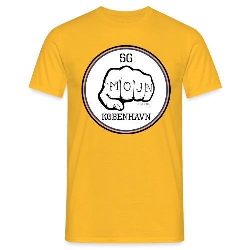 sgmojn logo png - Herre-T-shirt