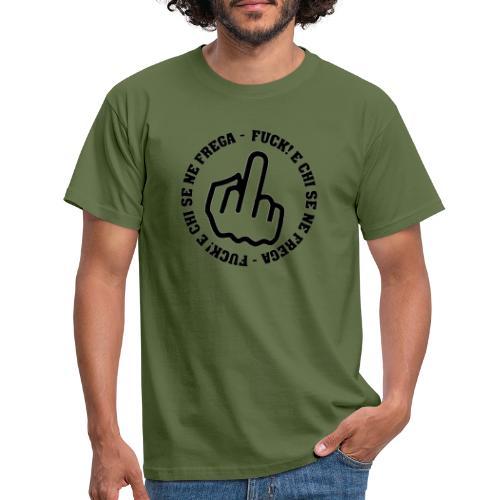 fuck storto ITA - Maglietta da uomo