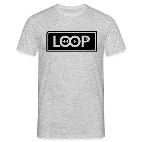 Loop Basic - Männer T-Shirt