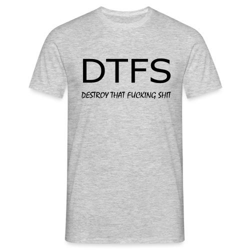 DeThFuSh - Men's T-Shirt