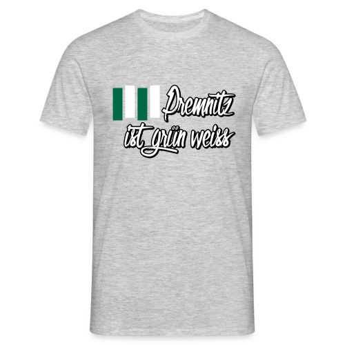 premnitz gruen weiss png - Männer T-Shirt
