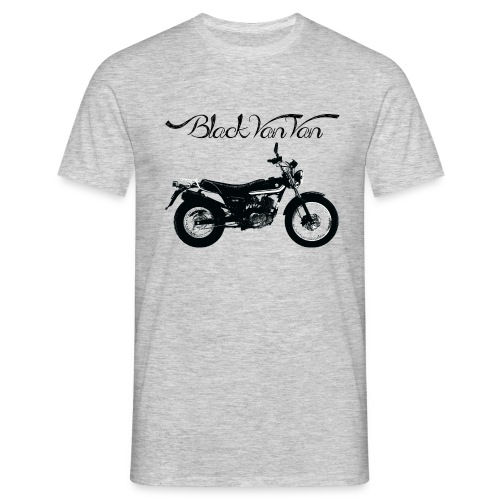 Black Van Van - Men's T-Shirt