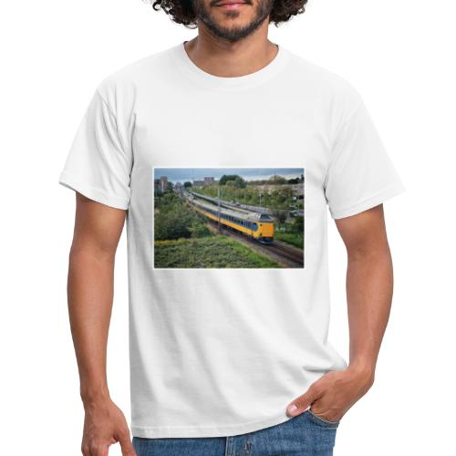 Intercity in Alphen a/d Rijn - Mannen T-shirt