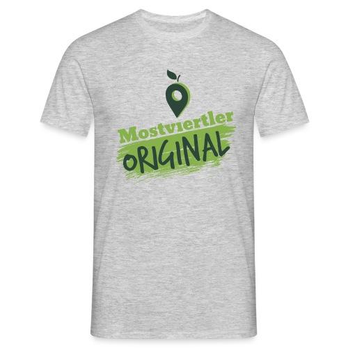 Mostviertler Original - Männer T-Shirt