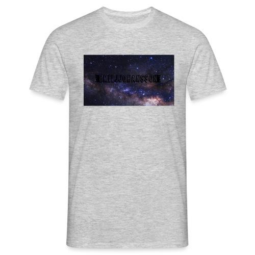 EMILJJOHANSSON - T-shirt herr
