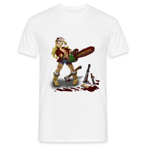 Chainsaw Girl - Classic Women's T-shirt - Men's T-Shirt