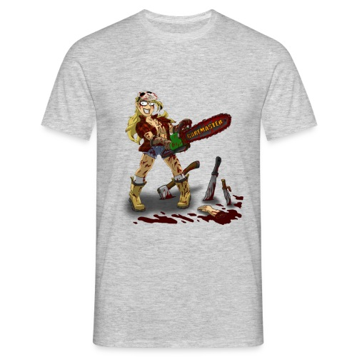 Chainsaw Girl - Classic Women's T-shirt - Men's T-Shirt