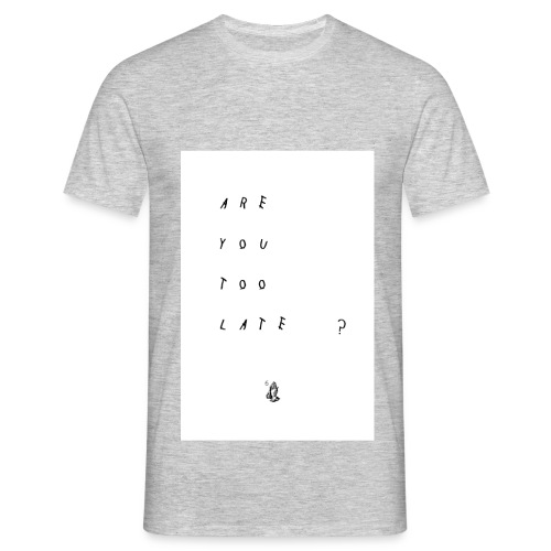 AYTLBIG png - Men's T-Shirt