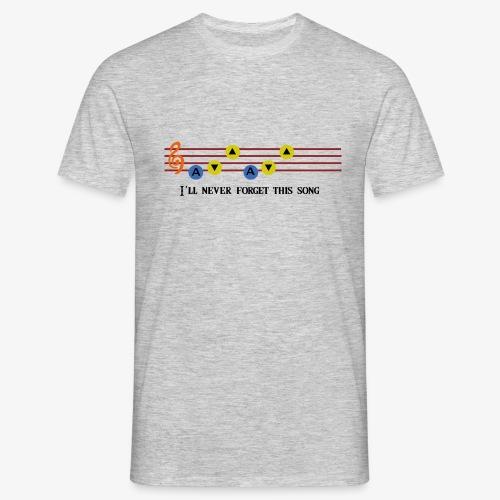 Ocarina Song - T-shirt Homme