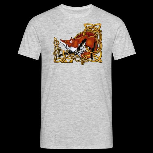 Celtic Fox - Men's T-Shirt