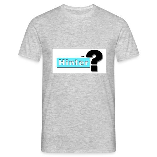 12 Hinterfragen 2 neu - Männer T-Shirt