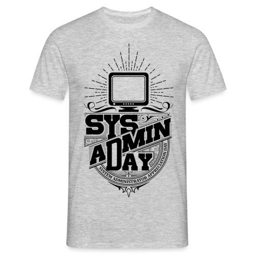 SysAdminDay2 - Männer T-Shirt