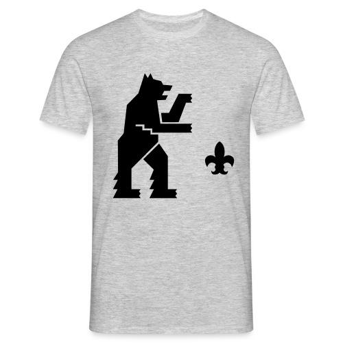 hemelogovektori - Miesten t-paita