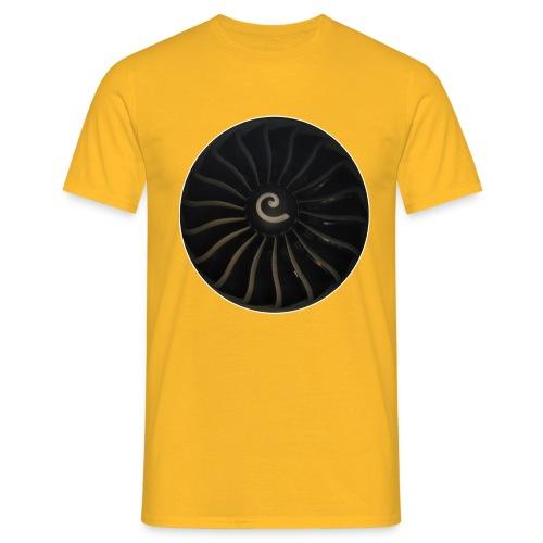 ENGINE 5 - Männer T-Shirt