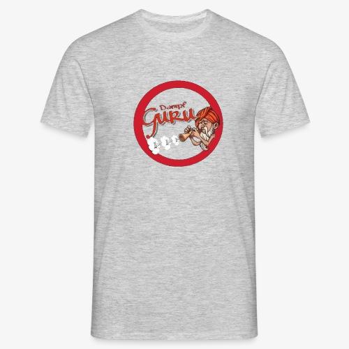 Dampf Guru Logo - Männer T-Shirt