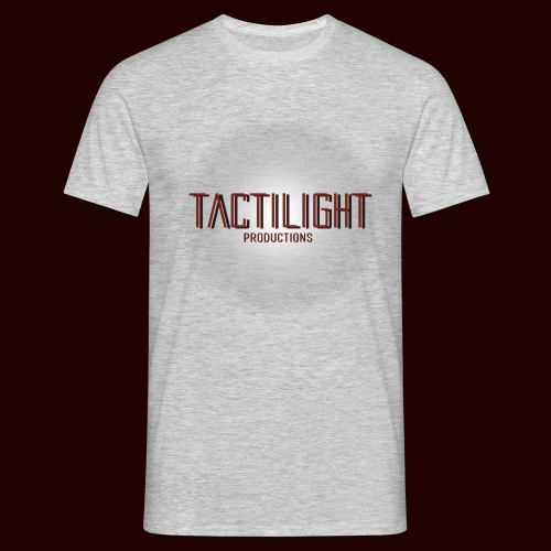 Tactilight Logo - Men's T-Shirt